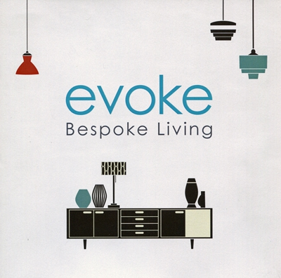 Evoke Catalogue front page